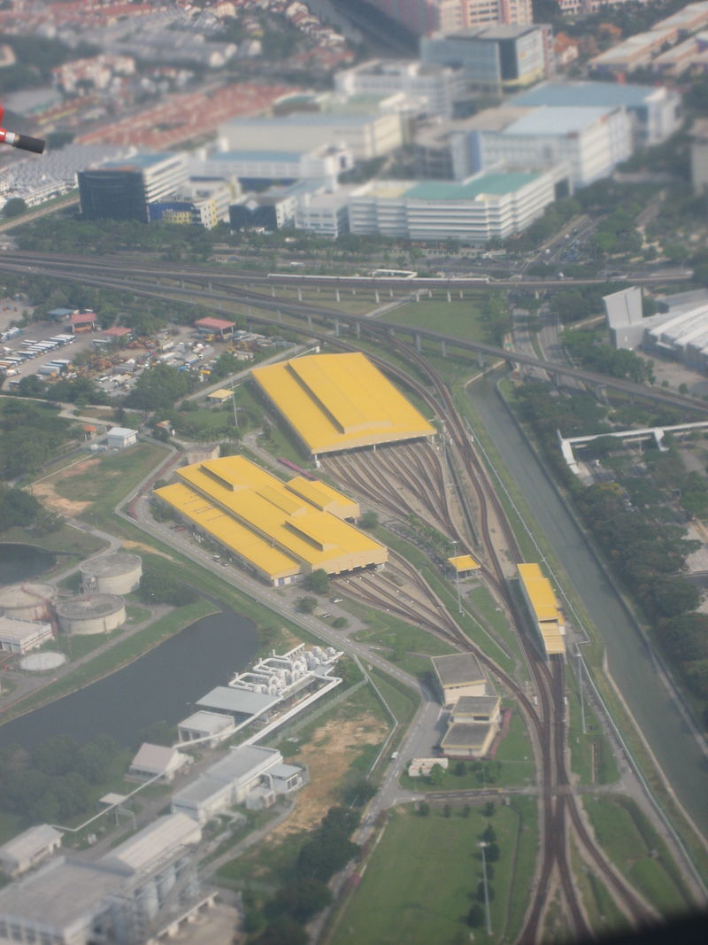 Changi Rail Facility